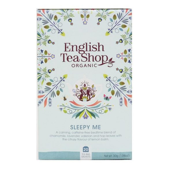 English Tea Shop Sleepy me elalvást segítő tea