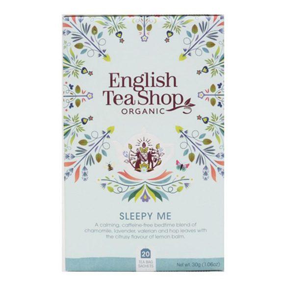 English Tea Shop Sleepy me elalvást segítő tea