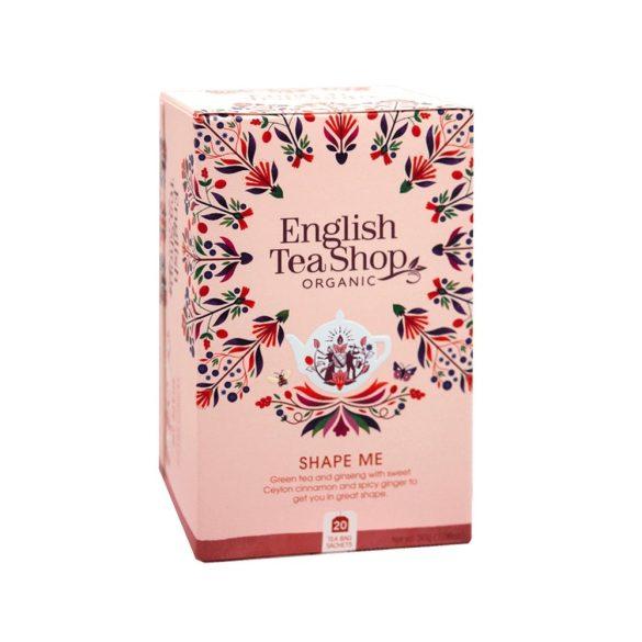 English Tea Shop Slim me karcsúsító tea