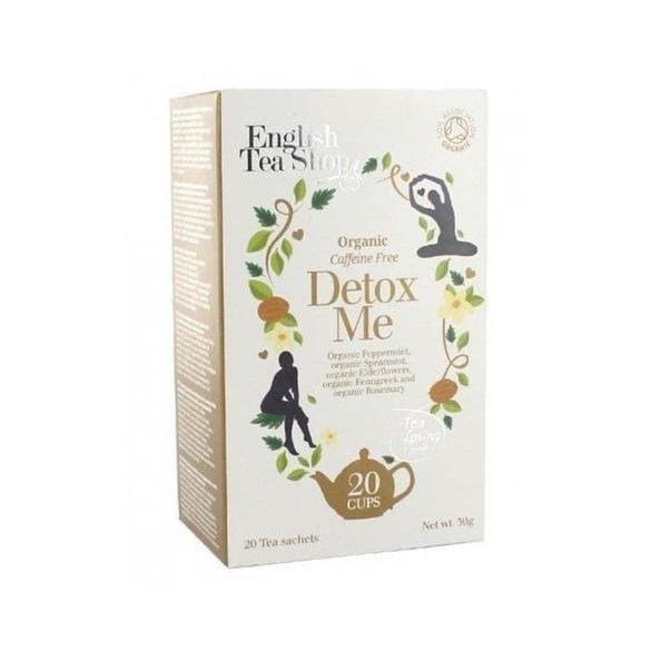 English Tea Shop Detox me tea