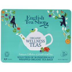 English Tea Shop bio wellness tea válogatás