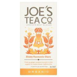 Joe's Kurkuma Guru bio tea