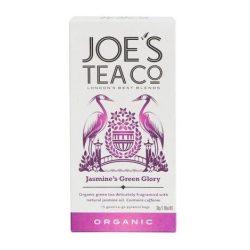 Joe's jázminos bio zöld tea