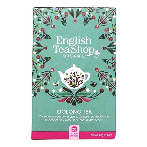 English Tea Shop bio oolong tea