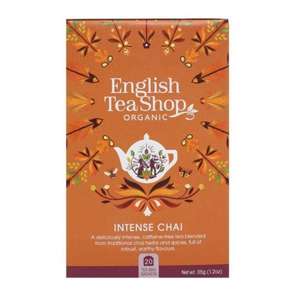 English Tea Shop intenzív chai bio tea