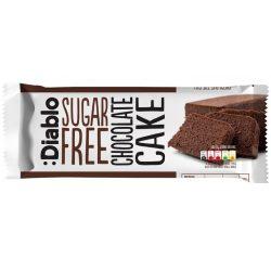 Diablo cukormentes csokoládés sütemény
