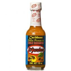El Yucateco karibi habanero chili szósz