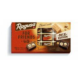 Ragusa Classique mogyorós tejcsokoládé pralinék
