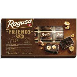 Ragusa Classique mogyorós étcsokoládé pralinék