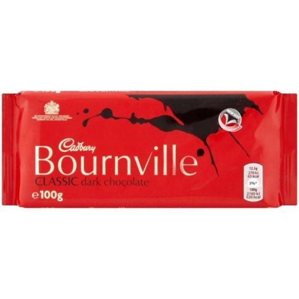 Cadbury Bournville étcsokoládé