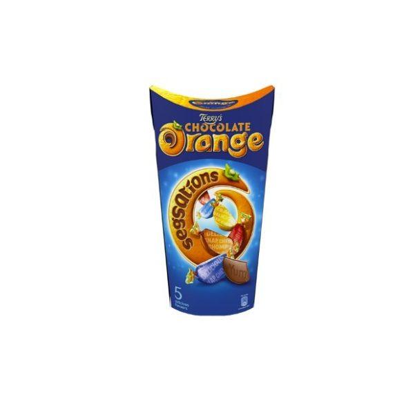 Terry's narancsos tejcsokoládé válogatás