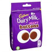 Cadbury giant buttons