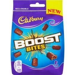 Cadbury Boost Bites