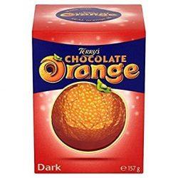 Terry's narancsos étcsokoládé