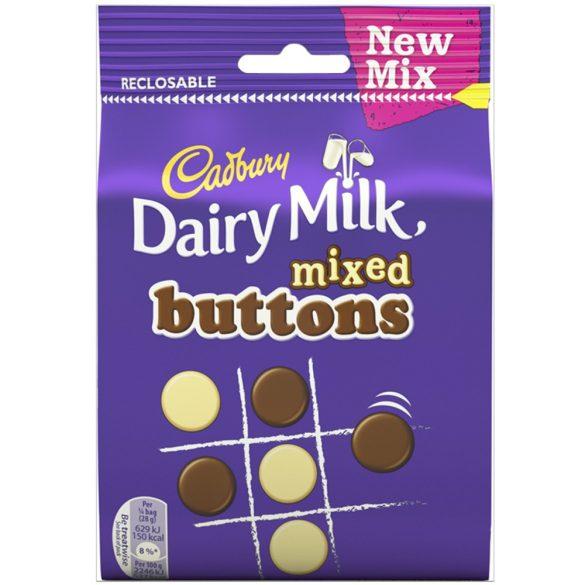 Cadbury mixed buttons