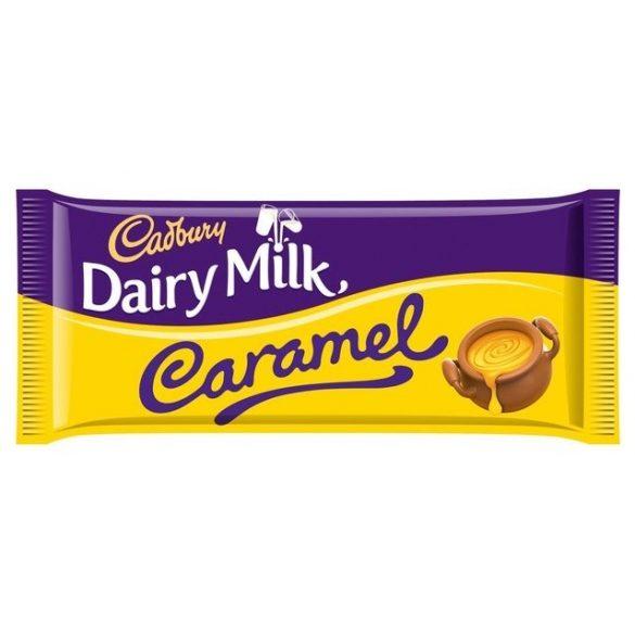 Cadbury karamellás táblás csokoládé