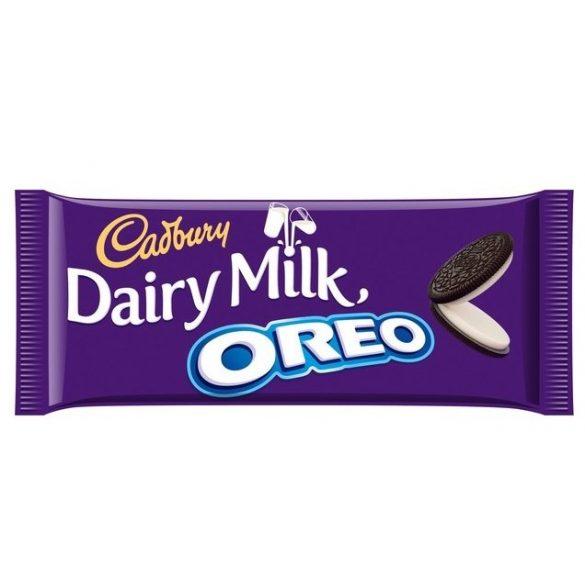 Cadbury  Oreo ízesítéssel