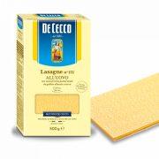 De Cecco lasagne tészta