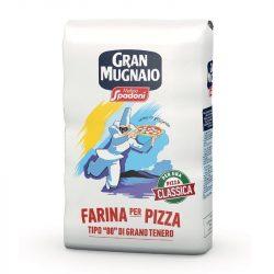 M. Spadoni pizzaliszt