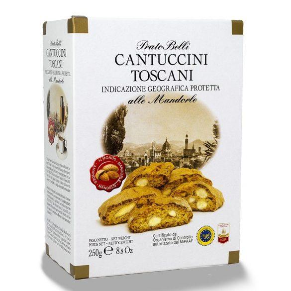 Prato Belli Cantuccini mandulás sütemény