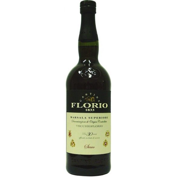 Florio Marsala superiore száraz