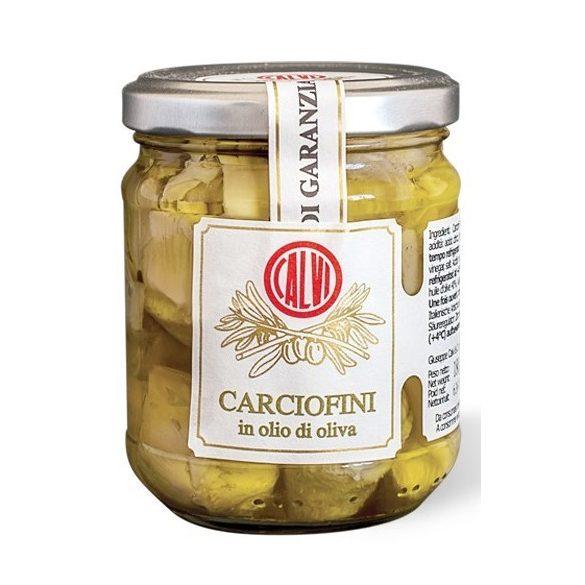 Calvi articsóka olivaolajban