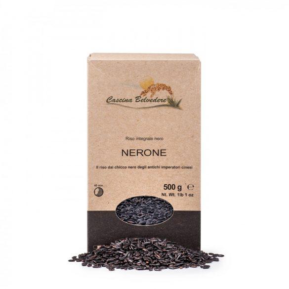 C. Belvedere fekete rizs