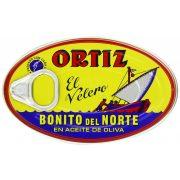 Ortiz tonhal bio olívaolajban