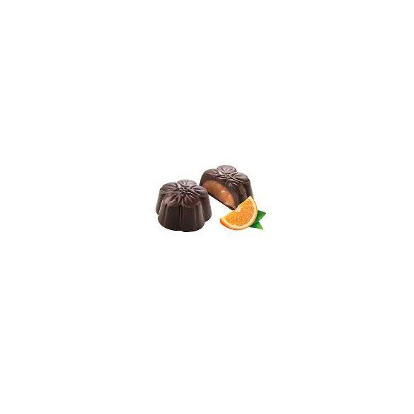 Amatller  narancsos étcsokoládé bonbon fémdobozban