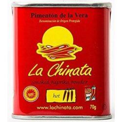La Chinata füstölt csípős paprika