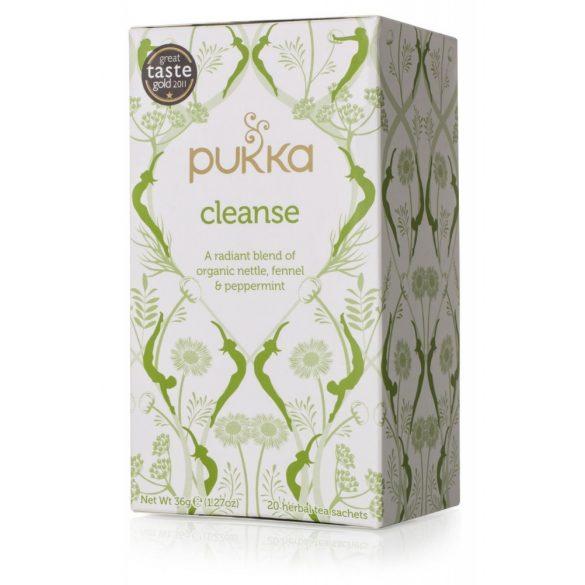 Pukka bio Cleanse tisztító tea