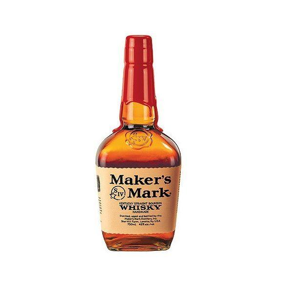 Maker's Mark amerikai whisky