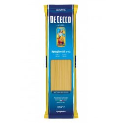 De Cecco spaghettti tészta