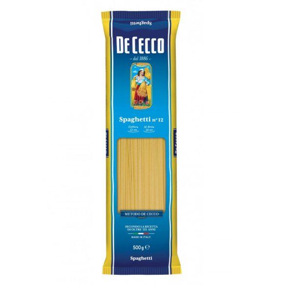 De Cecco spaghetti tészta