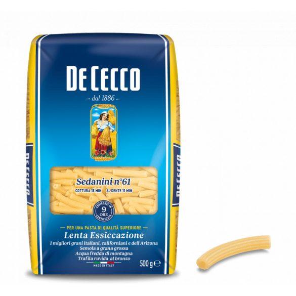 De Cecco Sedanini tészta