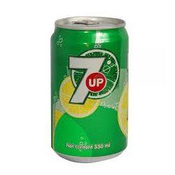 7 Up citrom&lime cukormentes üdítő
