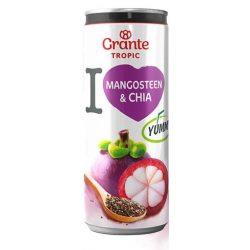 Grante Tropic mangosztán juice chia maggal