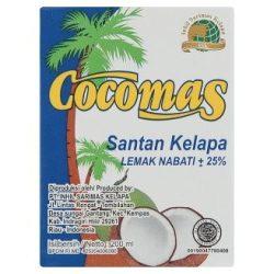 Cocomas kókusztej sűrítmény
