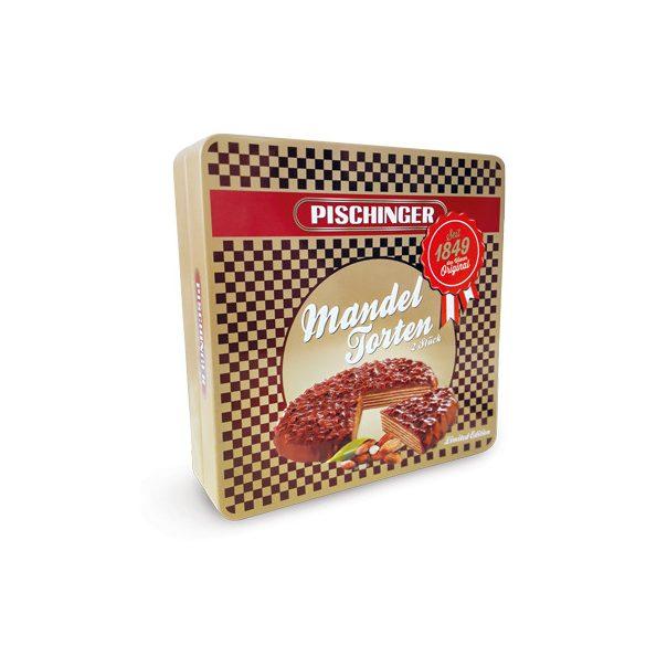Pischinger mandulás torta