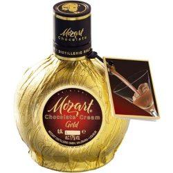 Mozart Gold tejcsokoládé likőr