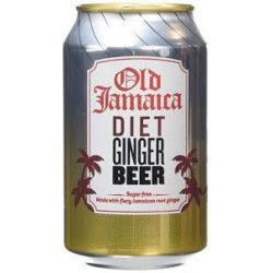 Old Jamaica cukormentes gyömbérsör