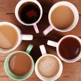 Kávé, tea, forró csokoládé